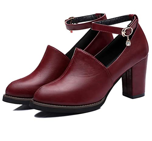 29b30385 Koyi Tacones Altos De Mujer con Zapatos Nuevos De Primavera Zapatos  Ocasionales De La Moda Coreana: Amazon.es: Zapatos y complementos