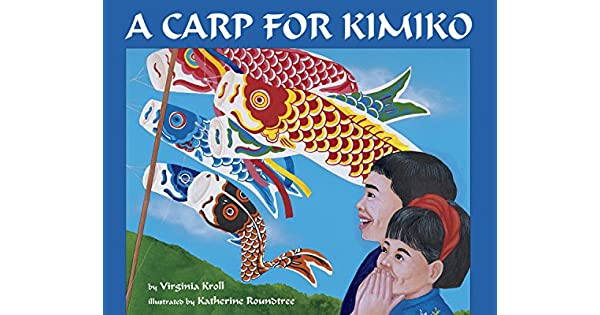 Amazon.com: A Carp for Kimiko (9780881064117): Virginia ...