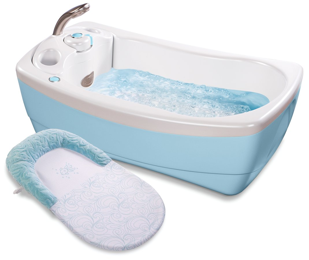 Summer Infant 18033 L\'il Luxuries Whirlpool Tub: Amazon.ca: Baby