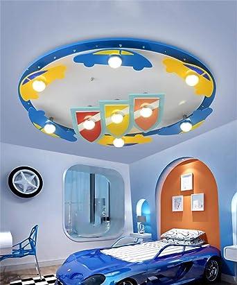 Sala de niños protección ocular LED luces de techo coche ...
