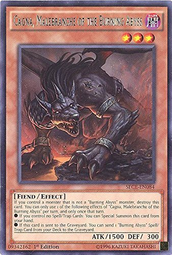 YuGiOh 5D's Marik Structure Deck Single Card Lava Golem SDMA-EN014 Ultra Rare ()
