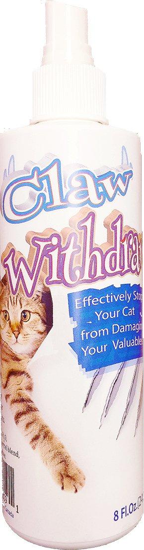 Pet MasterMind Claw Withdraw Cat Scratch Spray Deterrent - 8oz