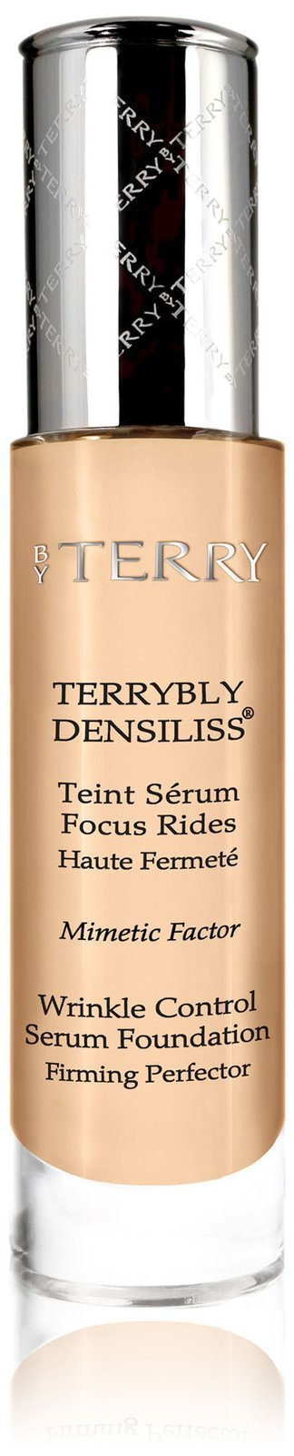 By Terry Terrybly Densiliss Wrinkle Control Serum Foundation, #2 Cream Ivory, 1 Ounce