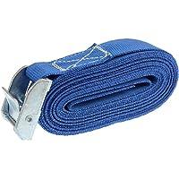 Tie Down Nylon Strap 25mm Wide x 3 metres Blue 250kg