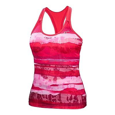 Athletic DNA Women`s Acid Blurr Racerback Tennis Tank Rogue - (W217-1192U17)