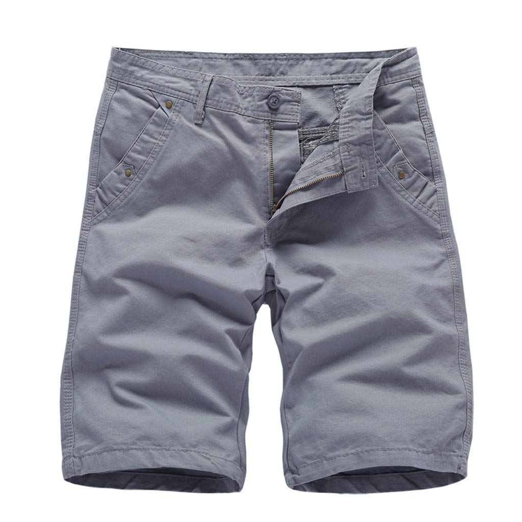 Donci Pants Men's Swim Trunks Quick Dry Beach Shorts with by Donci Pants