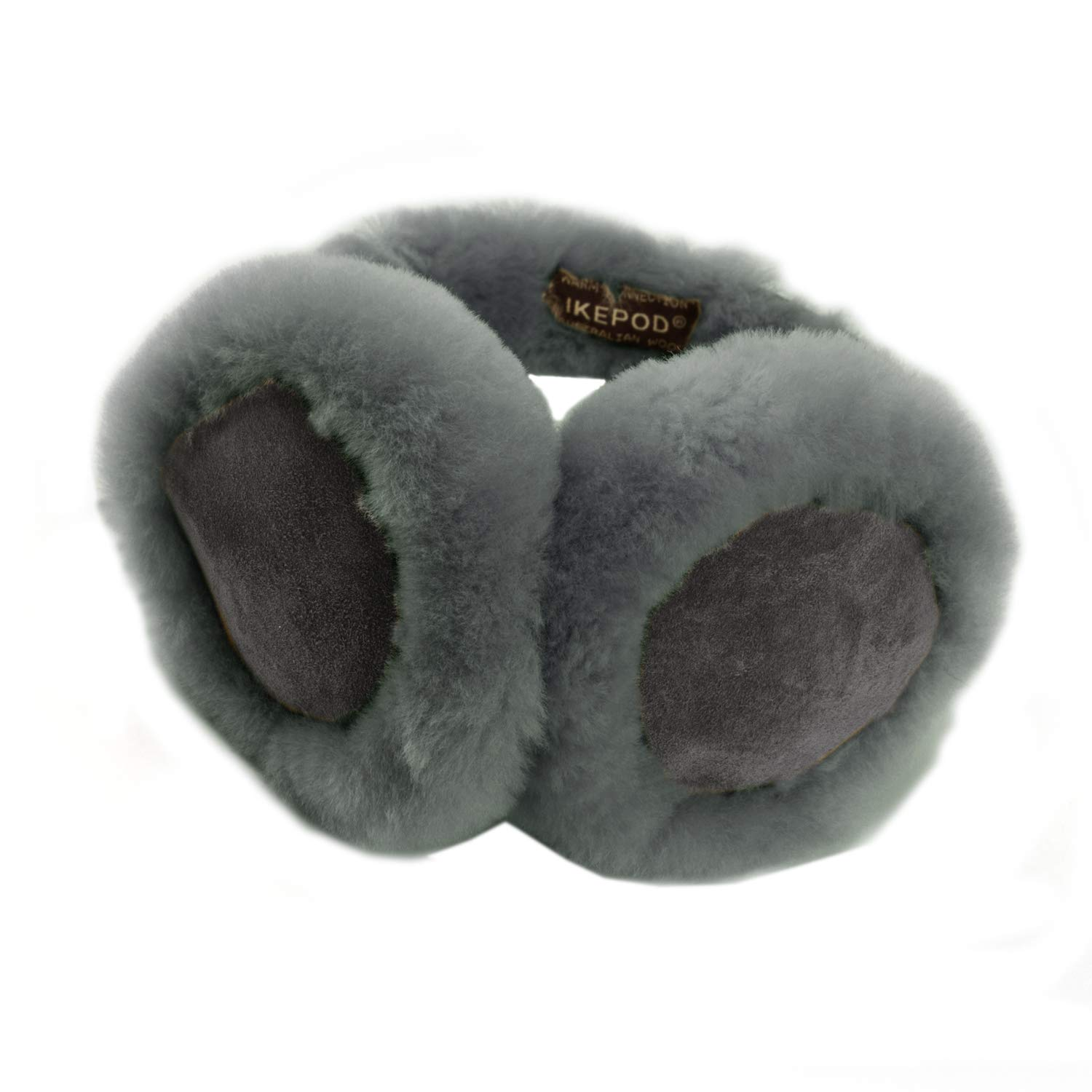 Classic Australian sheepskin Earmuff Ear Warmer Unisex Warm Thermal Earwarmer