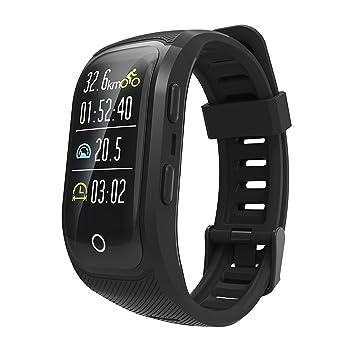 TYWZF Pulsera Actividad Monitor De Ritmo Cardíaco GPS ...