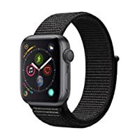 Deals on Apple Watch Series 4 GPS 40mm Aluminum Case Sport Loop