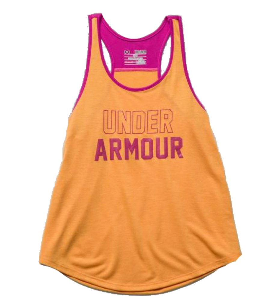 Under Armour Big Girls' UA Big Logo Tank 1253352