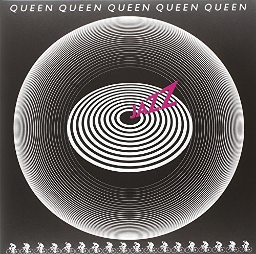 Thing need consider when find queen jazz lp?