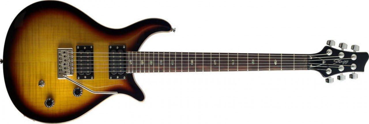 Guitarra eléctrica Stagg R500-TS Rock