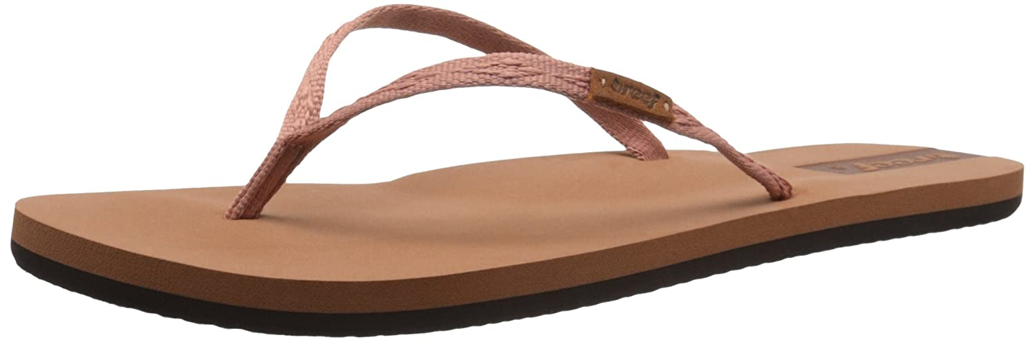 6149ae0e0c14 Reef Women  s Slim Ginger Flip Flops  Amazon.co.uk  Shoes   Bags