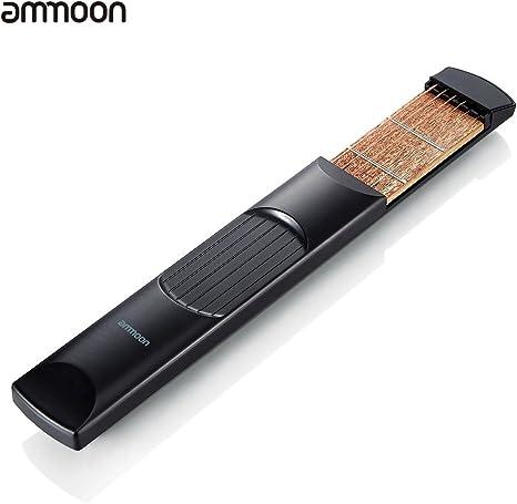ammoon Portátil de Bolsillo de la Guitarra Acústica Herramienta ...