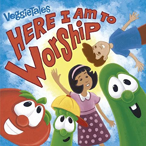 Here I Am To Worship (Veggie Tales Sing A Long)