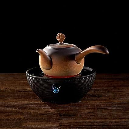 Tetera de cerámica Kung Fu Tetera Calderas Cerámica en Bruto Tetera de Arcilla Estufa de cerámica