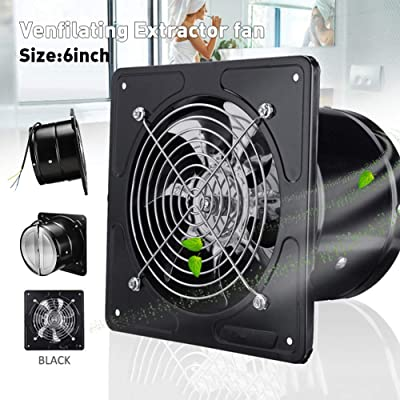 exhaust fan cabina home 6 inch silent through the wall extractor exhaust ventilation fan for kitchen bathroom toilets bedroom living room