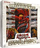 YuGiOh Sealed Play Battle Kit 2 w/ Slifer The Sky Dragon Rubber Playmat On Hand