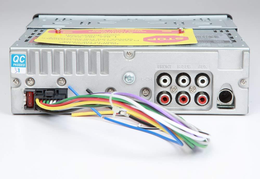 Dual XDMA760 CD/MP3 Receiver on