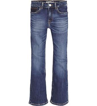 Calvin Klein Jeans IG0IG00003 Pantalones Vaqueros niña ...