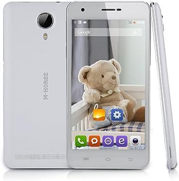 M-HORSE S60 Blanco Telefono Movil Libre 3G Con Pantalla de 5 ...