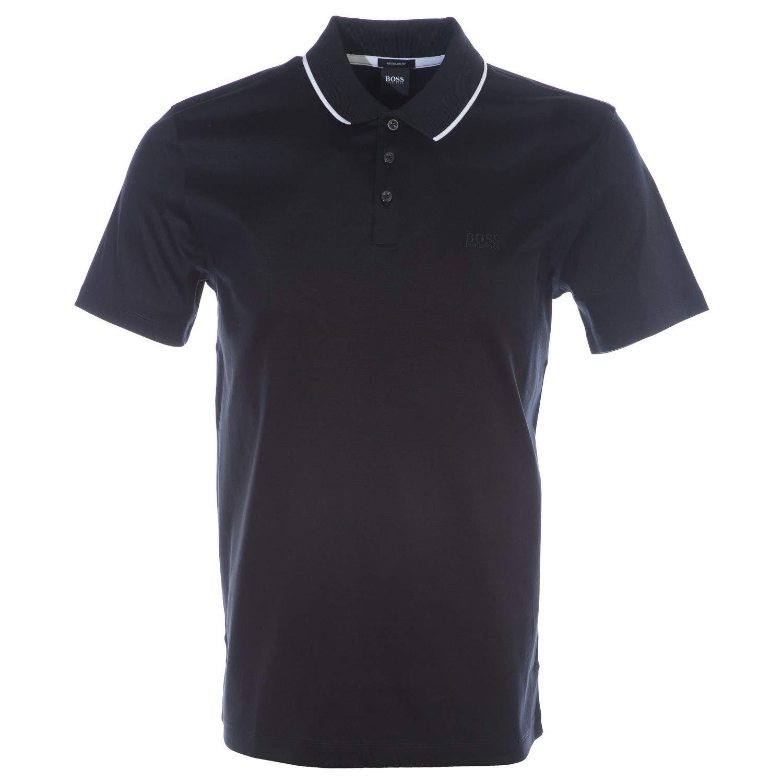 Keaac Men Patchwork Crewneck Casual Regular Fit Long Sleeve Pullover T-Shirt