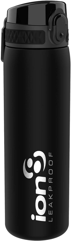 Ion8 Bouteille deau /étanche // Bouteille deau sans BPA Noir 500ml // 18oz