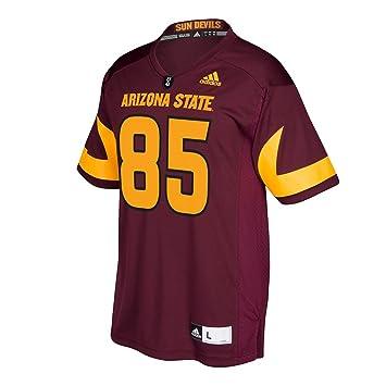 Adidas Arizona State Sun Devils NCAA Maroon - Camiseta Oficial para Hombre, Large, Granate: Amazon.es: Deportes y aire libre