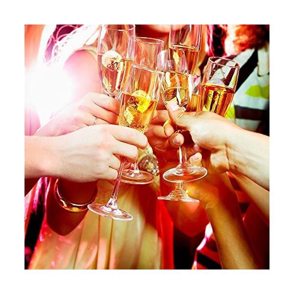 HOMCA, Stampo per cubetti di Ghiaccio in Silicone per Uso Alimentare, con Teschio e Diamanti, Perfetto per Whisky… 7 spesavip