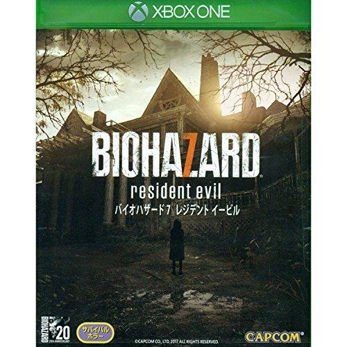 Resident Evil 7    Multi Language Edition   Voice  En Es Fr It De Jp  Subtitles   En Es Fr It De Jp Chinese   More  Xbox One  Xone