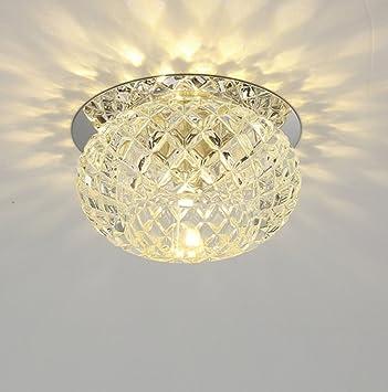 Hohe Shop Deckenlampe Fuhrte Kristallschacht Lichter Decke