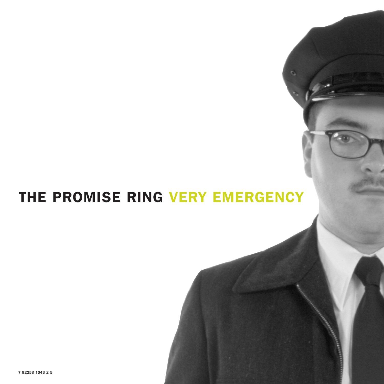 Vinilo : The Promise Ring - Very Emergency (LP Vinyl)