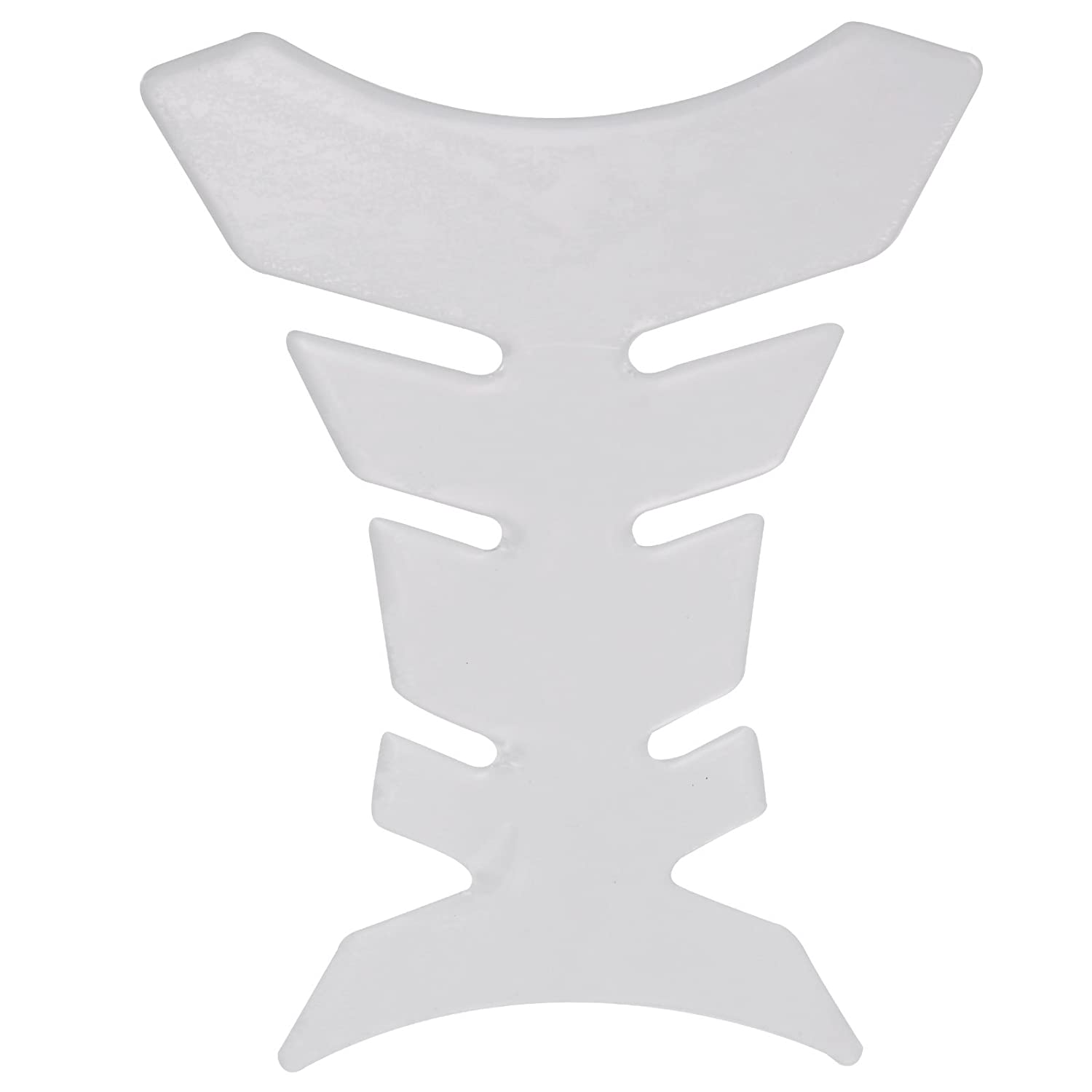 Motorcycle Tank Pad Protector Motorbike Spine Oxford Sticker Transparent Hamimelon