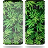 MightySkins Protective Vinyl Skin Decal for Samsung Galaxy S8+ Plus sticker wrap cover sticker skins Weed