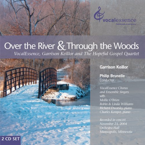 Over The River & Through The Woods by VocalEssence Records