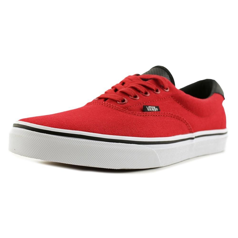 Vans Unisex Era 59 Skate Shoes 8 D(M) US|Racing Red/Black