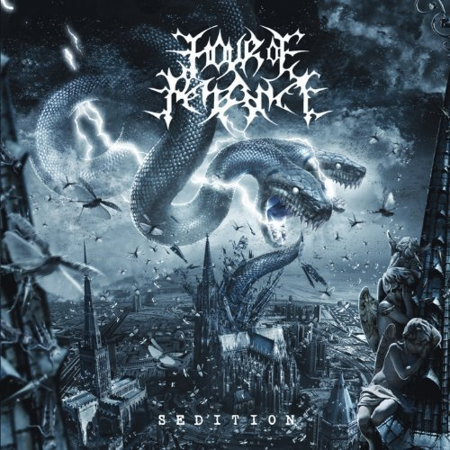 CD : Hour of Penance - Sedition (CD)
