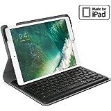dodocool iPad Pro 10.5 キーボードケース Smart Connector接続 MFi認証 バックライトキー 自動スリープ/スリープ解除 Apple Pencil用の内蔵ホルダー付き iPad Pro 10.5/iPad Air 2019に対応