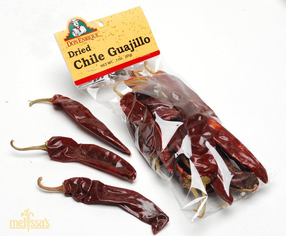 Melissa's Dried Guajillo Chiles, 3 Bags (3 oz)
