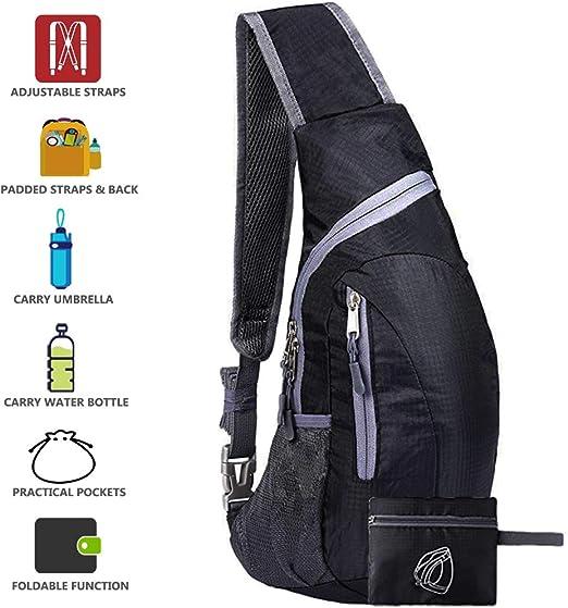 Women Cross Body Bag Triangle Orange Messenger Bag Chest Pack Working Bag All-Purpose Travel Casual Purses