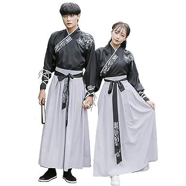 Handu yifu Pareja China Ropa China - Vestido Tradicional Chino ...