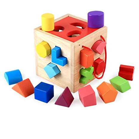 Toys For Infants >> Amazon Com Baby Toys Infants Early Education Puzzle