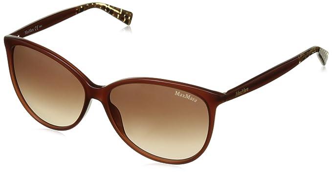 Max Mara Damen Sonnenbrille mm Light II JD Bve, Beige (Oplcream Fbr/Brown Sf), 59