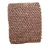 Wholesale Princess 6'' Crochet Tutu Top Brown One Size