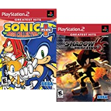 Sega Fun Pack featuring Shadow the Hedgehog and Sonic Mega Collection Plus - PlayStation 2