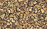 Wood Chips 3460493 Adhesive Film Set of 2 Rolls