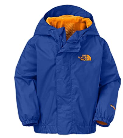 Amazon.com: The North Face Toddler Boys' Print Tailout Rain Jacket ...