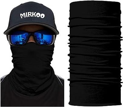 Cool Skull Scarf Polyester Micro Fiber Multifunctional Bicycle Helmet Visor