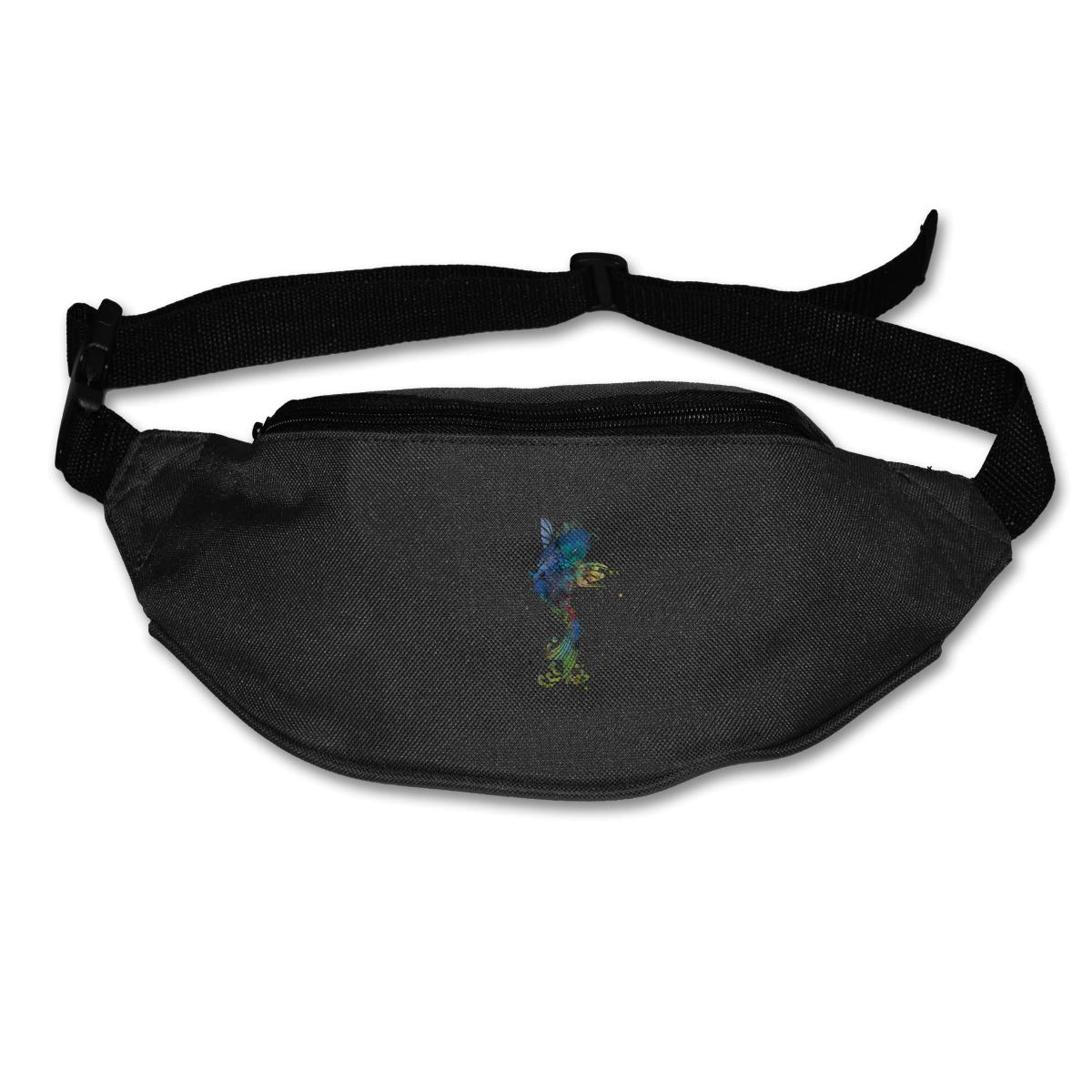 Pretty Koi Fish Sport Waist Bag Fanny Pack Adjustable For Run