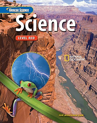 Glencoe Science: Level Red, Student Edition (INTEGRATED SCIENCE)